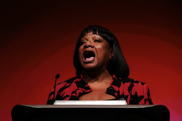 Diane Abbott 2018 Labour Party Conference - Day Three