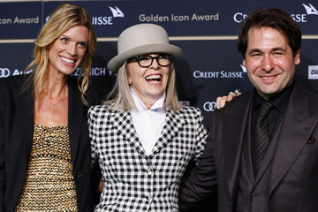 Diane Keaton 'And So It Goes' Green Carpet Arrivals