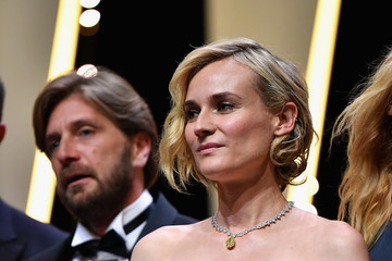 Diane Kruger Closing Ceremony - The 70th Annual Cannes Film Festival
