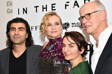 Diane Kruger Fatih Akin 'In The Fade' New York Premiere
