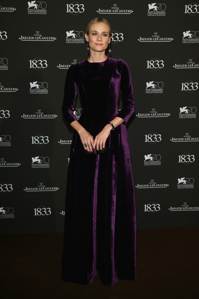 Diane Kruger - Jaeger-LeCoultre Hosts Gala Dinner Celebrating Its 180th Anniversary At Teatro La Fenice In Venice