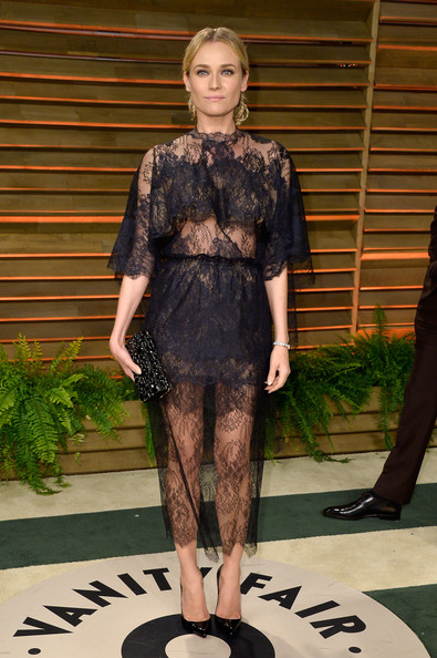 Diane Kruger - Stars at the Vanity Fair Oscar Party