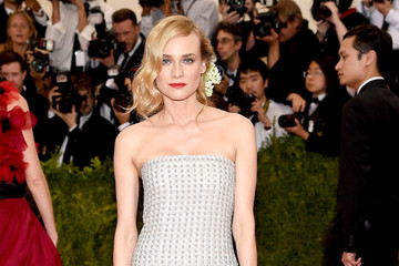 Diane Kruger 'China: Through The Looking Glass' Costume Institute Benefit Gala - Arrivals