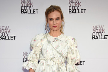Diane Kruger New York City Ballet 2016 Fall Gala