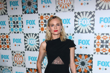 Diane Kruger Arrivals at the Fox Summer TCA All-Star Party