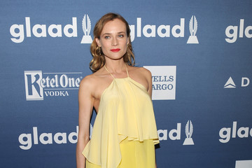 Diane Kruger Ketel One Vodka Hosts the 27th Annual GLAAD Media Awards in New York City