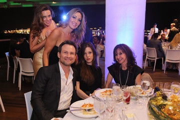 Diane Lieberman Haute Living Miami Haute 100 Dinner Presented By Dom Perignon And Jade Signature