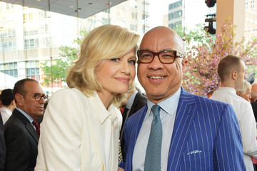 Diane Sawyer Lincoln Center's American Songbook Gala - Inside