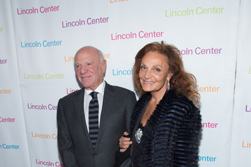 Diane Von Furstenberg Barry Diller Lincoln Center's American Songbook Gala Honors Lorne Michaels