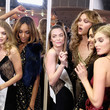 Jourdan Dunn and Elsa Hosk Photos