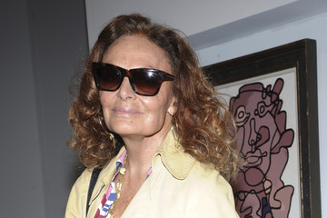 Diane von Furstenberg Around Art Basel Miami Beach: Day 2