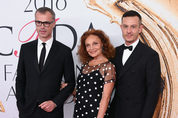Diane von Furstenberg 2016 CFDA Fashion Awards - Arrivals