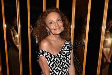 Diane von Furstenberg Official CFDA Fashion Awards After Party Co-Hosted by Refinery29