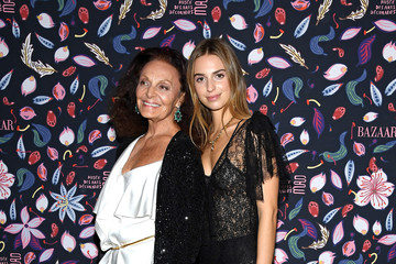 Diane von Furstenberg Harper's Bazaar Exhibtion At Musee Des Arts Decoratifs In Paris