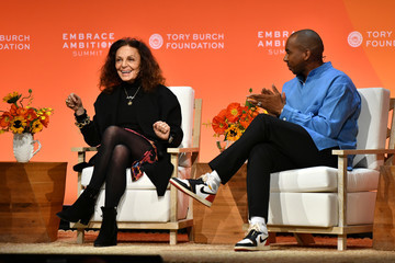 Diane von Furstenberg 2020 Embrace Ambition Summit | Tory Burch Foundation