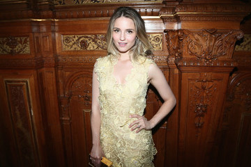 Dianna Agron The Miu Miu Club and Croisiere 2017 Collection Presentation