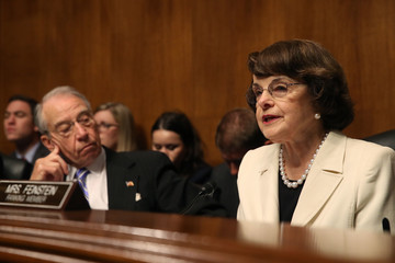 Dianne Feinstein Senate Judiciary Committee Holds Confirmation Hearing for Noel Francisco to Become Solicitor General