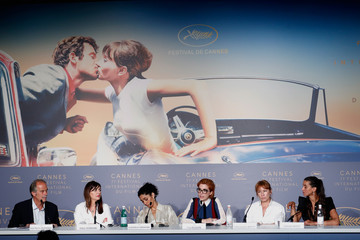 Didar Domehri 'Girls Of The Sun (Les Filles Du Soleil)' Press Conference - The 71st Annual Cannes Film Festival