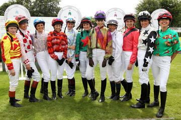 Dido Harding Glorious Goodwood - Ladies Day