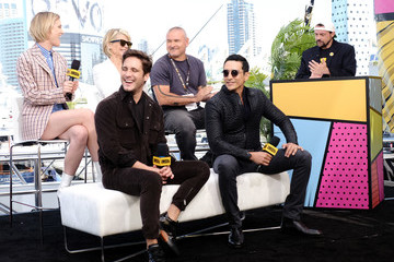 Diego Boneta #IMDboat At San Diego Comic-Con 2019: Day One