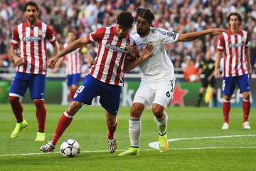 Diego Costa Real Madrid v Atletico de Madrid - UEFA Champions League Final