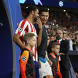 Diego Costa Atletico Madrid v Juventus: Group D - UEFA Champions League