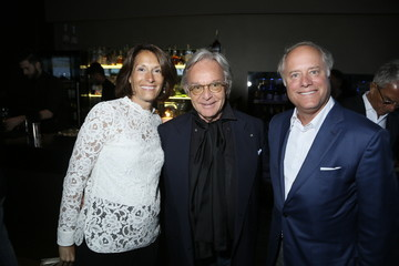 Diego Della Valle GQ Celebrates Milan Men's Fashion Week 2016