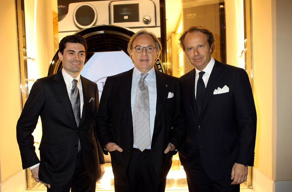 Diego Della Valle Photos Photos - Tod s Store Reopens in Germany ... 07b4988b3a2