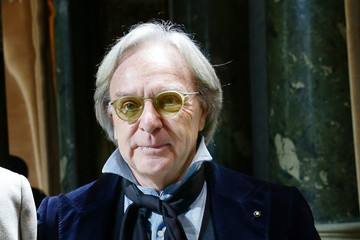 Diego Della Valle Front Row Views at Milan Fashion Week