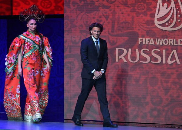 Final Draw for the 2018 FIFA World Cup Russia []