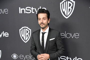 Diego Luna Warner Bros. Pictures and InStyle Host 18th Annual Post-Golden Globes Party - Arrivals