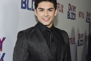 Diego Tinoco Premiere Of Netflix's 'On My Block' - Red Carpet