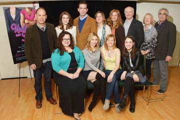 Dierdre Friel Megan Sikora 'Under My Skin' Cast Meet & Greet