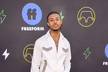 Diggy Simmons 2nd Annual Freeform Summit - Arrivals