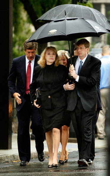 president kennedy funeral. Patrick Kennedy A light and