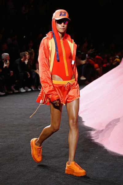 a54c6450208a FENTY PUMA by Rihanna Spring Summer 2018 Collection - Runway + Atmosphere