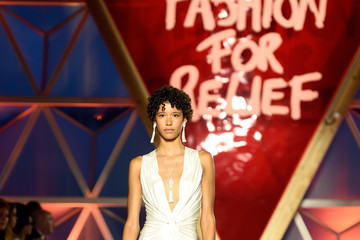 Dilone Fashion for Relief - Runway - The 70th Annual Cannes Film Festival