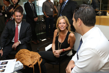 Dina Manzo Annual Charity Day Hosted By Cantor Fitzgerald And BGC - Cantor Fitzgerald Office - Inside