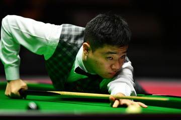 Ding Junhui The Dafabet Masters - Day One