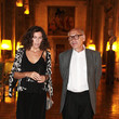 Rosy Greco Dinner At French Embassy