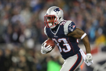 Dion Lewis AFC Championship - Pittsburgh Steelers v New England Patriots