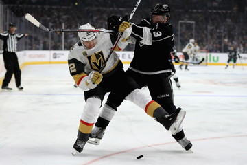 Dion Phaneuf Vegas Golden Knights v Los Angeles Kings - Game Three