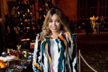 Dionne Bromfield Hogwarts in the Snow - VIP Preview