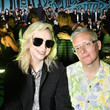 Giles Deacon and Gwendoline Christie Photos