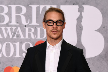 Diplo The BRIT Awards 2019 - Red Carpet Arrivals