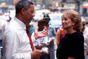 """ABC13(8/29/95)--20/20--In his first formal interview since retiring as Chairman of the Joint Chiefs of Staff, General Colin Powell talks to Barbara Walters for an hour-long segment of ABC News """"20/20"""", to be broadcast FRIDAY, SEPTEMBER 15 (10:00-11:00 p.m., ET) on the ABC Television Network.   As part of the interview that covers all aspects of his career, General Powell and Ms. Walters travelled to the neighborhood in the Bronx where he grew up."""