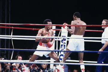Thomas Hearns Disney ABC Television Group Archive