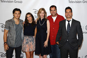 Andy Buckley and Helen Slater Photos Photo