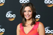 Actress Alana De La Garza attends the Disney & ABC Television Group's TCA Summer Press Tour on July 15, 2014 in Beverly Hills, California.