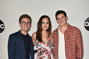 Sam Lerner and Hayley Orrantia Photos Photo